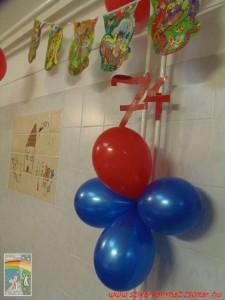 Születésnap a Szivárvány-házban