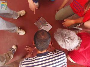 A 2. csapat egy korábbi alkalmon készült képet